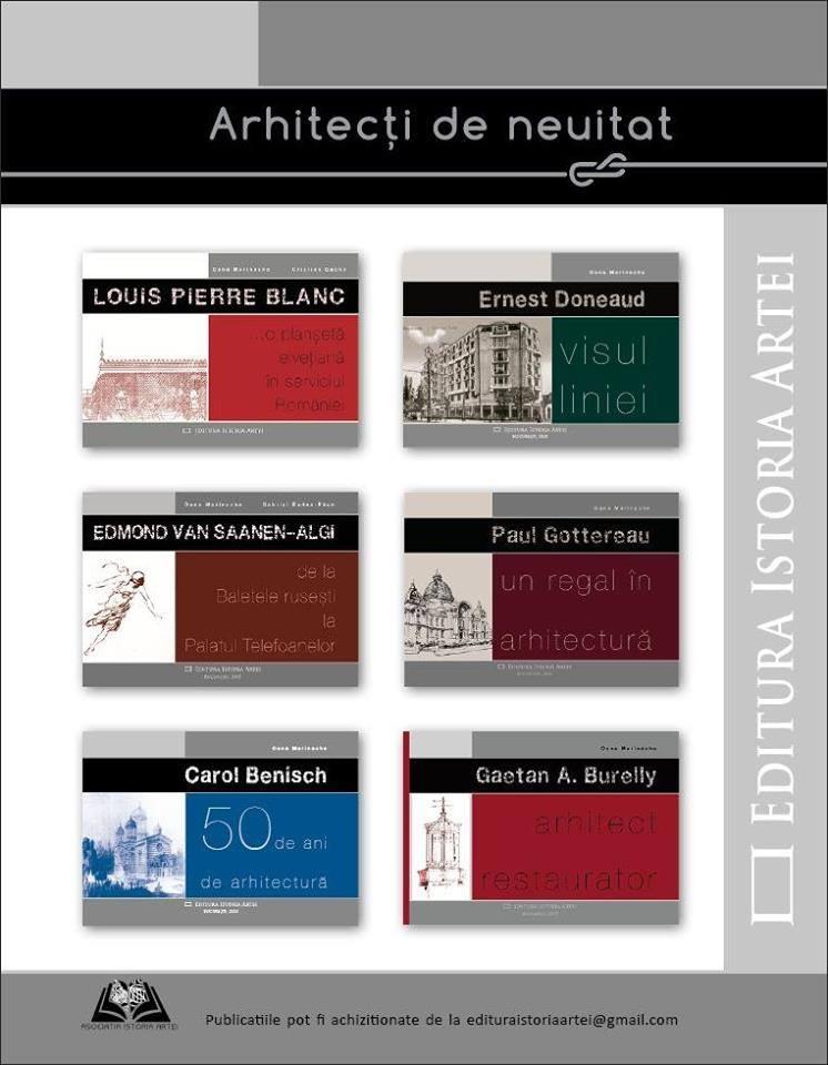 Colecția Arhitecți de neuitat
