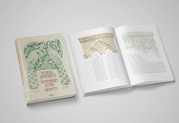 Detaliul neoromânesc - Editura Intaglio