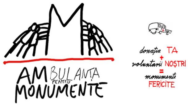 Logo Ambulanta pentru Monumente