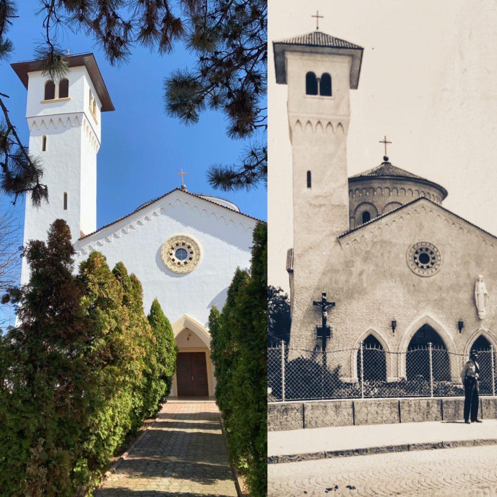 """Biserica catolică """"Cristos, rege"""" din Ploiești"""