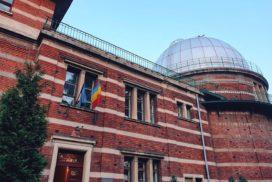 Clădirea Institutului Astronomic al Academiei Române