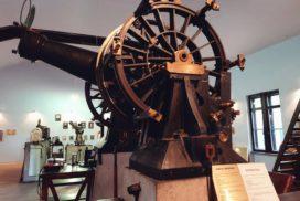 telescop Gautier-Prin de refracție (Cercul Meridian)