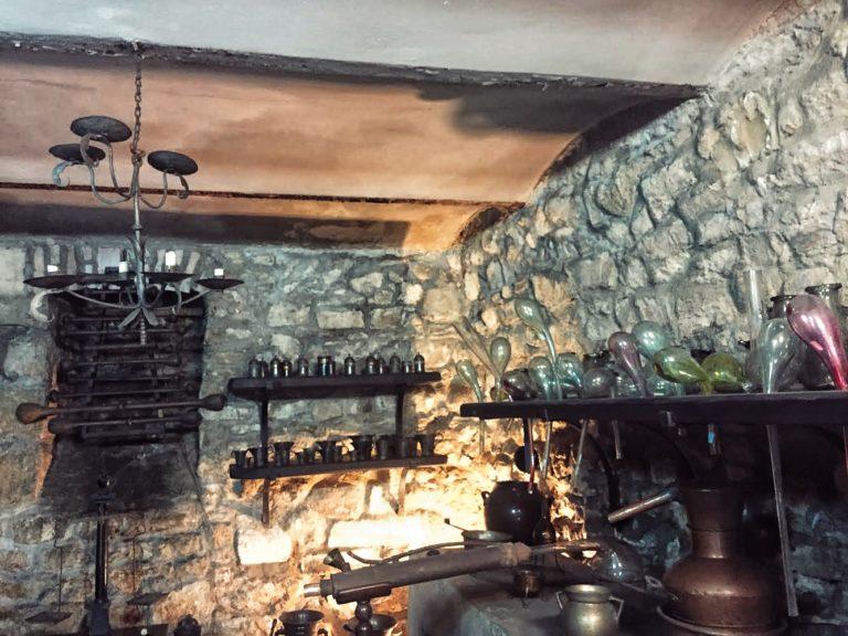 Muzeul farmaciei din CLuj