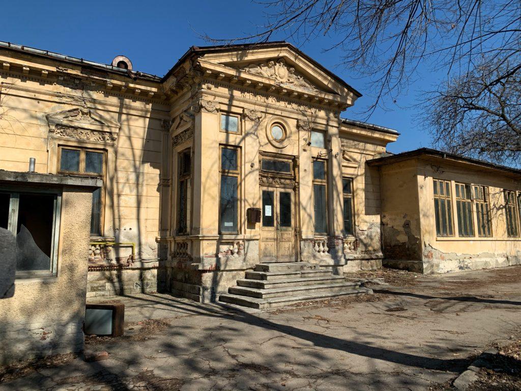 Casa în care se desfășurau anchetele, interogatoriile și arestările Securității din Ploiești în timpul regimului comunist