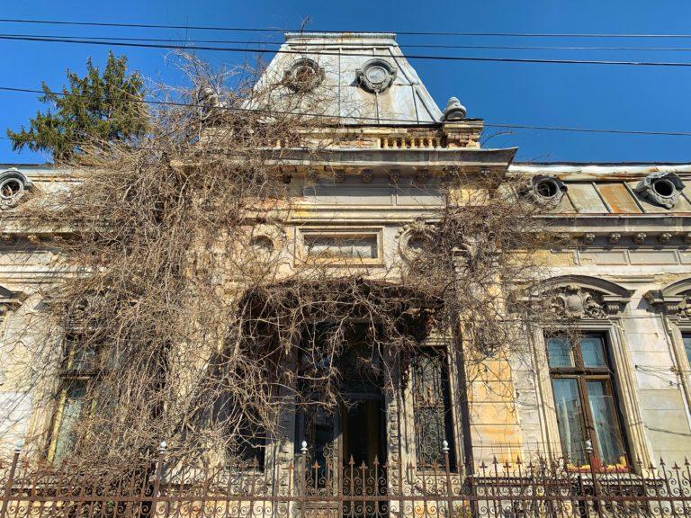 Casa evreului Papp din Ploiești