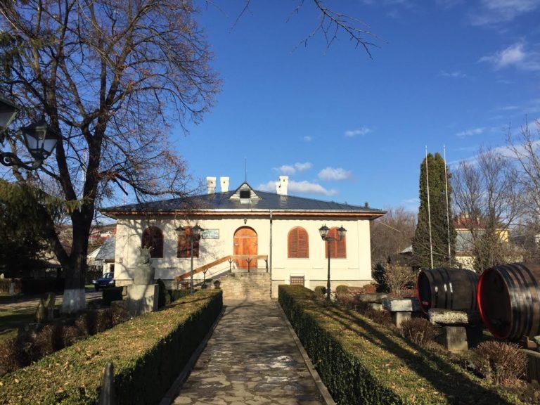 Muzeul Viei și Vinului din Hârlău