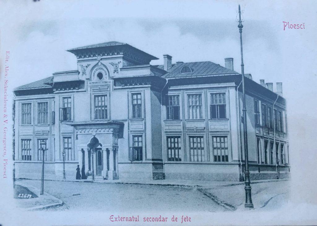 Școala Secundară de Fete Ploiești - dispărută