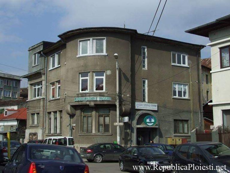 Strada Golești din Ploiești
