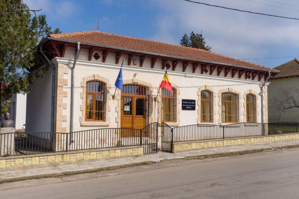 Casa în care s-a născut Gheorghe Vintila