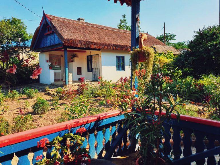 Casa tradițională dobrogeană