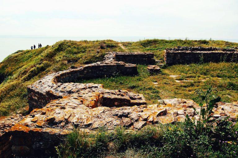 Ruinele cetății Argamum