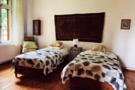 O camera din Vila Golescu