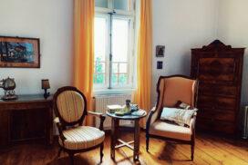 Colțișor cu intimitate din Vila Golescu