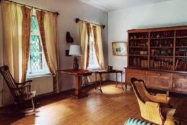 Biblioteca Golescu ce te îmbie la citit