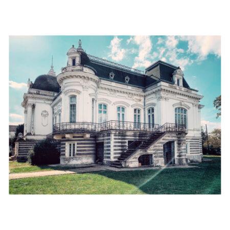 Palatul Marincu - perspectivă