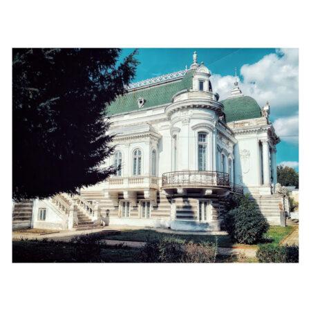 Bovindoul palatului Marincu din Calafat
