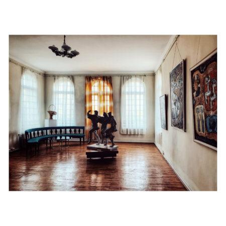 Cameră la etaj