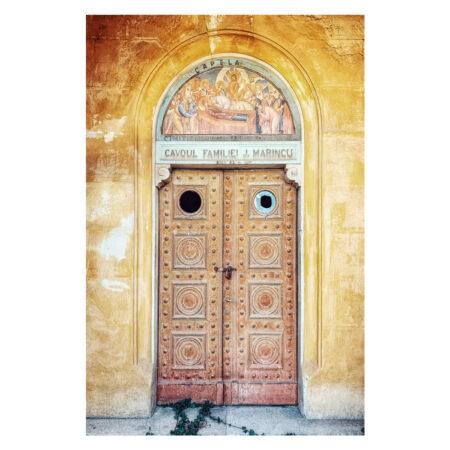 Ușa cavoului familiei Marincu