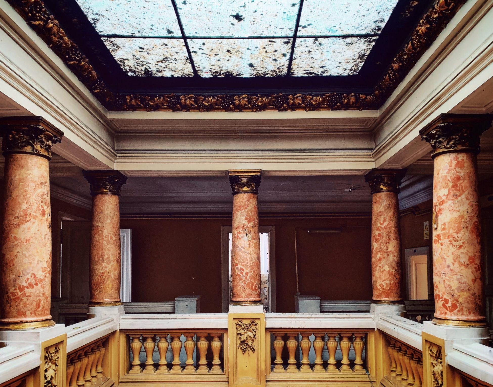 Palatul Spayer, arhitecții Louis Blanc, Ion D. Berindey și demontarea unui mit