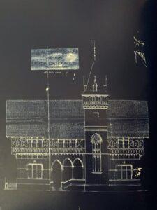 Proprietatea Chrissoveloni de la Sinaia - oferită cadou Elenei Lupescu de Auschnit sau Malaxa în 1937, apoi prădată și arsă în timpul celui de-Al Doilea Război Mondial, și din păcate demolată de comuniști