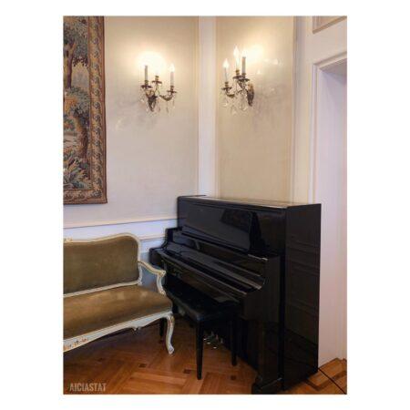 Pianina din Fundația Europeană Titulescu