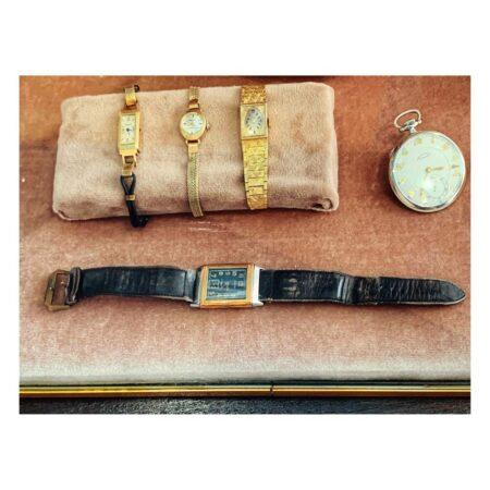 În prim plan: ceasul LeCoultre – Reverso al lui Titulescu la Muzeul Ceasului din Ploiești