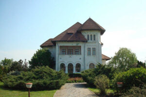 Casa memorială Nicolae Titulescu din Titulesti
