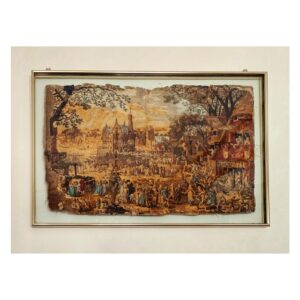 Bucata de tapiserie de la Austerlitz