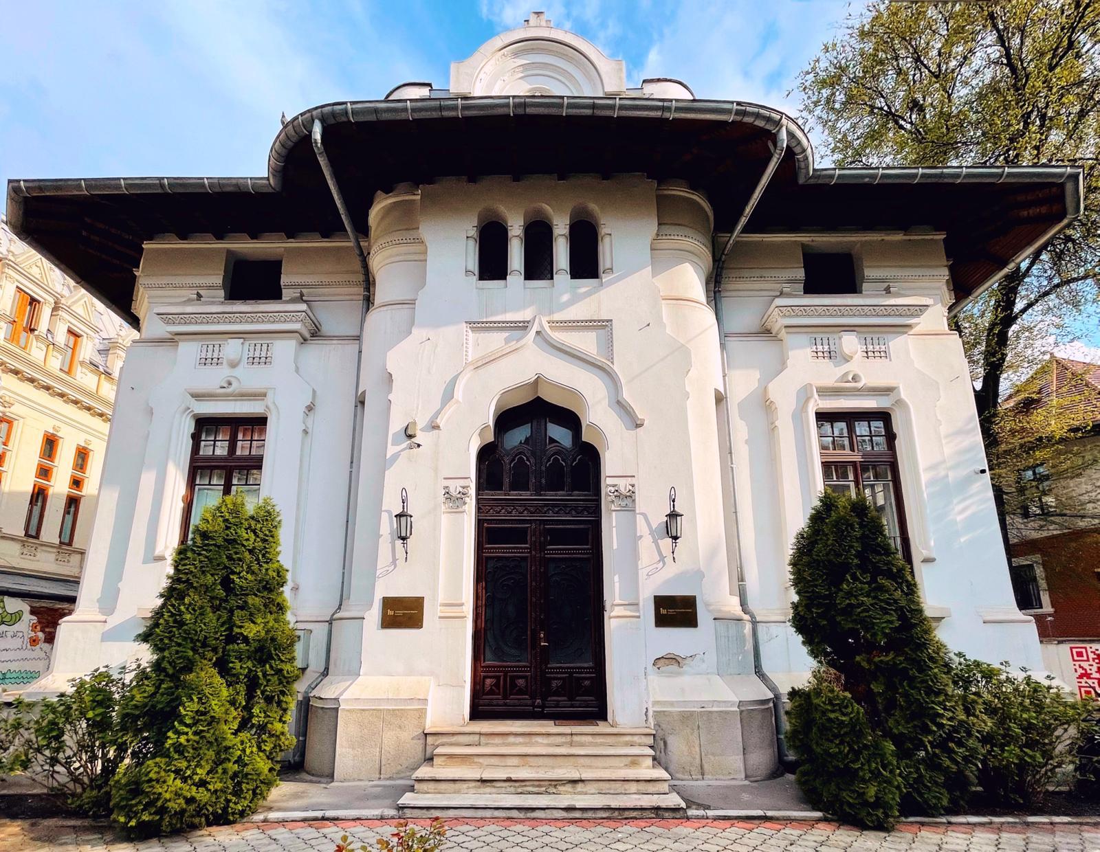 Vila Mavrodin proiectată de arhitectul Petre Antonescu