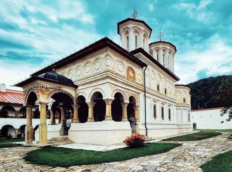 Biserica Mânăstirii Hurezi