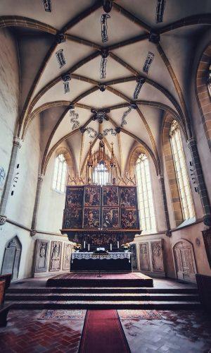 Biserica fortificată Sf. Margareta