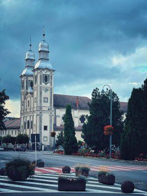 Biserica franciscană din Odorhei
