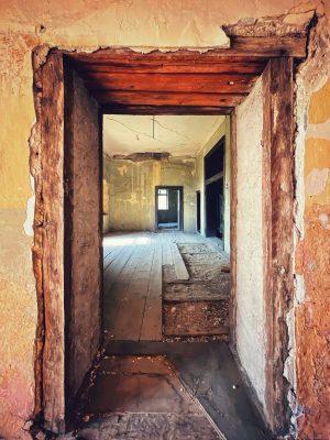 Detaliu toc ușă Micăsasa