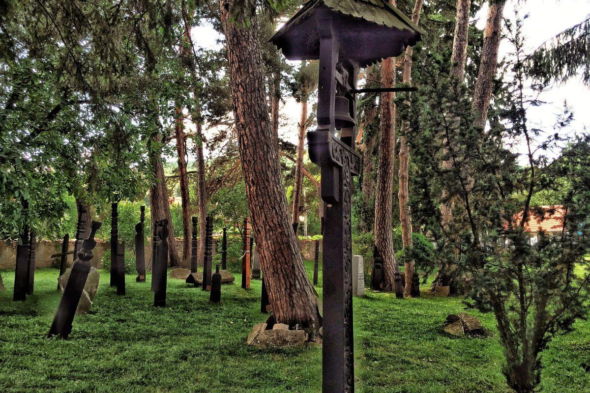 Porți tradiționale secuiești - Muzeul Haszmann  Pál