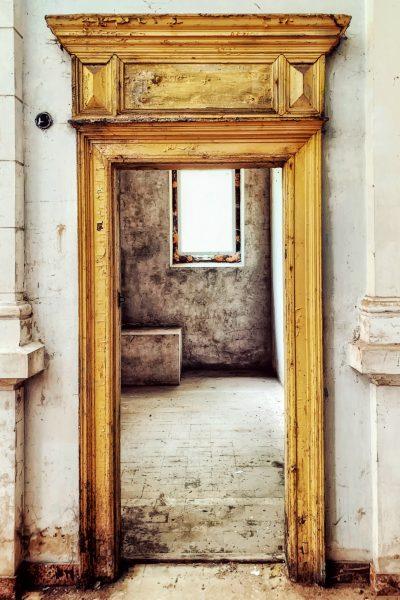 Detaliu ușă