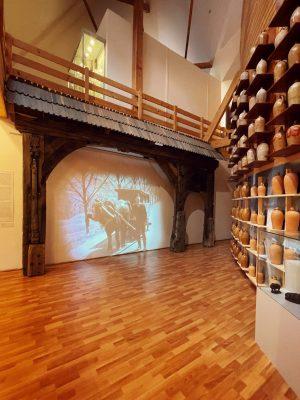 Muzeul apelor minerale de pe domeniul lui Orbán Balázs
