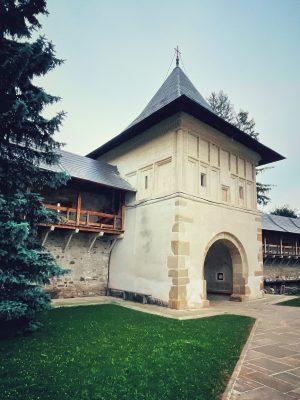 Turnul Eminescu la Putna