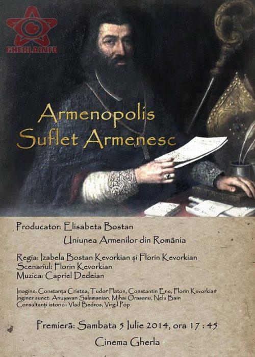 Armenopolis. Suflet armenesc